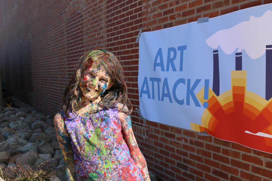 Art Attack Art